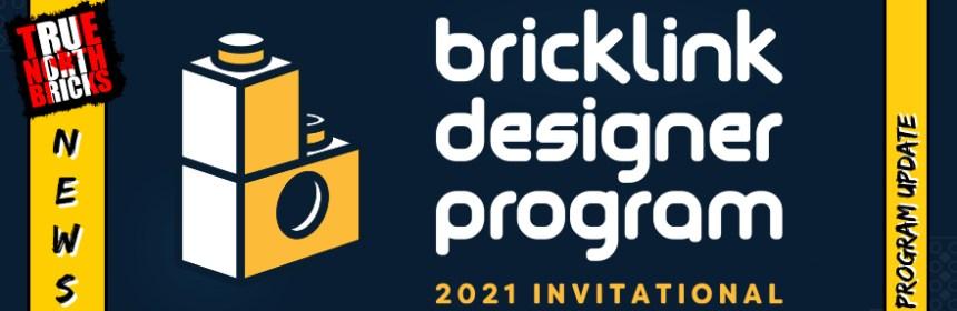 Bricklink Designer Program Crowdfunding update
