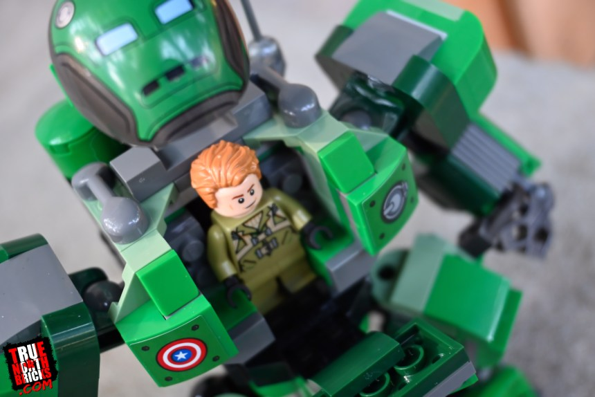 Captain Carter and the Hydra Stomper