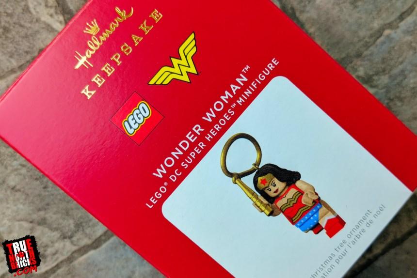 August 2021 haul: Wonder Woman ornament