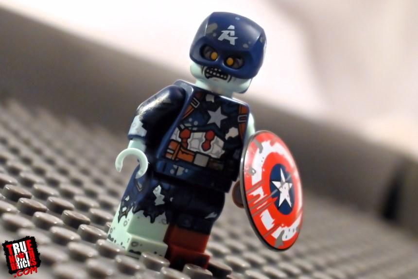 Marvel Studios Minifigures Feel Guide: Captain America