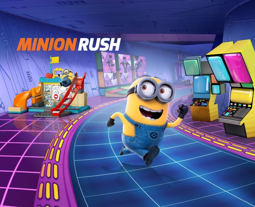 Minion Rush - Gru's Lair