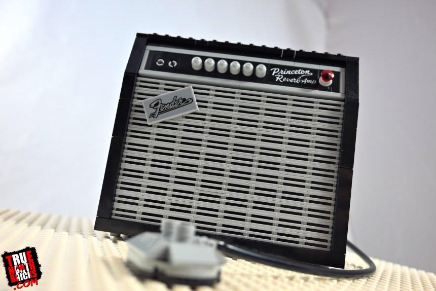 Amp from Fender Stratocaster (21329) set.