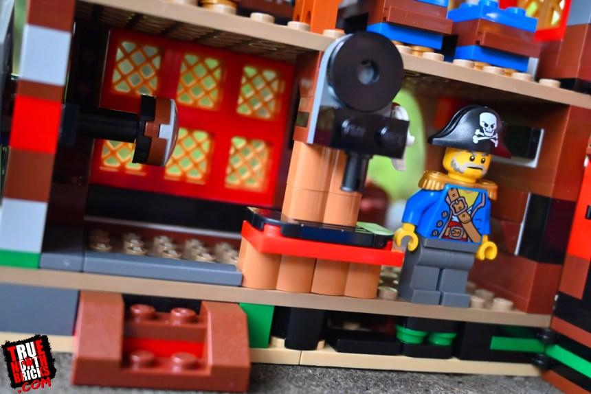 Pirate Ship (31109) Inn ground floor.