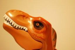 LEGO T. rex