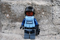 LEGO Jurassic World ACU Front View