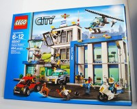 LEGO Review: Police Station (60047) | True North Bricks