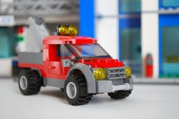 LEGO 60047 - Crook's Tow Truck