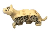 Lego City Leopard Animal Pictures to Pin on Pinterest ...