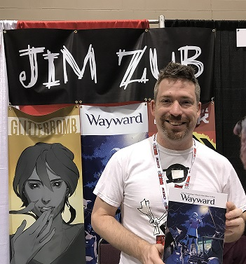 Jim Zub - Fan Expo 2017