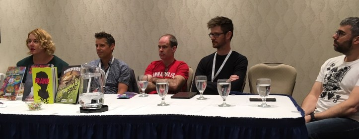 small press pub panel