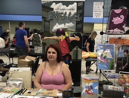 stephany lein brampton comic con 2018