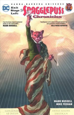 snagglepuss cover