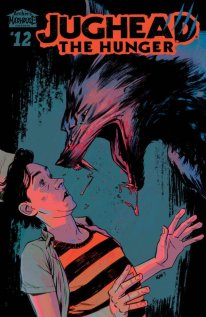 jughead the hunger 12