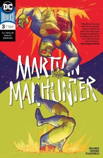martian manhunter 3