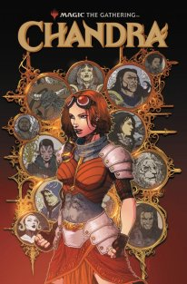 Magic the Gathering Chandra 2