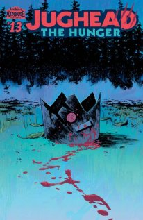 jughead the hunger 13