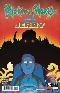 rick and morty presents jerry 1