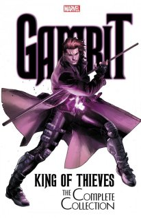 Gambit- King of Thieves - The Complete Collection TP