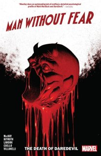 Man Without Feare- The Death of Daredevil TP