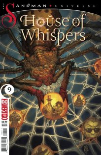 House of Whispers 9