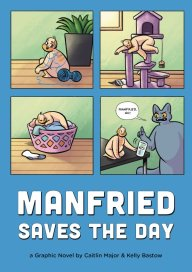 Manfried Saves The Day GN