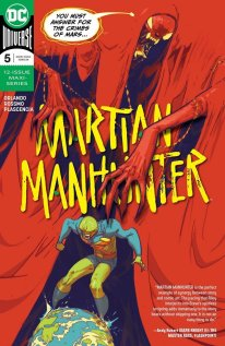 Martian Manhunter 8