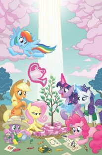 My Little Pony Spirit of the Forest 1