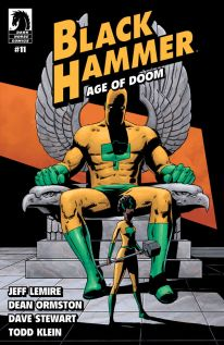 Black Hammer - Age of Doom 11