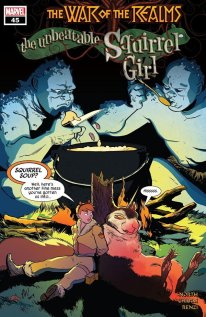 The Unbeatable Squirrel Girl 45