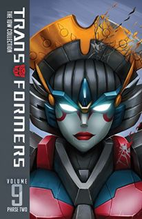 Transformers IDW Collection Phase Two Vol 9