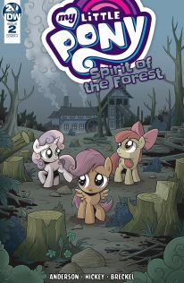 my little pony spirit of the forest 2