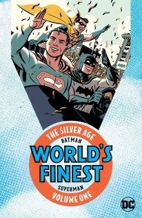 Batman Superman World's Finest The Silver Age Vol. 1 TP