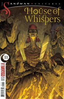 House of Whispers 11