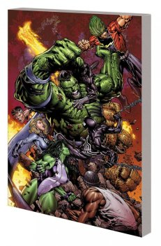 Hulk World War Hulk TP