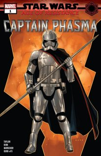 Star Wars Age of Resistance Captain Phasma 1