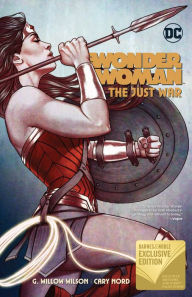 Wonder Woman The Just War