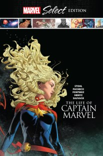 Life of Captain Marvel - Marvel Select HC