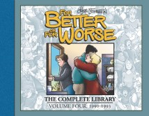 For Better or Worse Complete Library Vol 4 HC