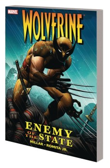 Wolverine Enemy of the State TP