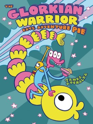 The Glorkian Warrior