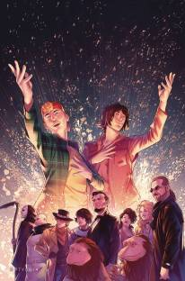 Bill and Ted Omnibus TP