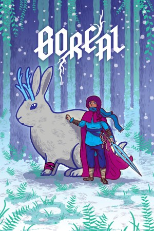 Boreal cover1 - Scott A. Ford
