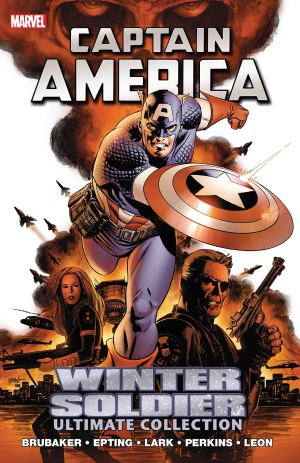 Captain American Winter Soldier