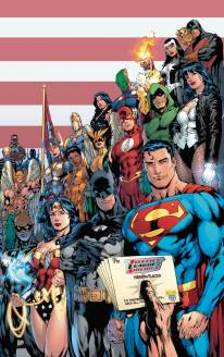 Justice League of America Brad Meltzer HC