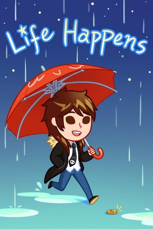 Life Happens cover