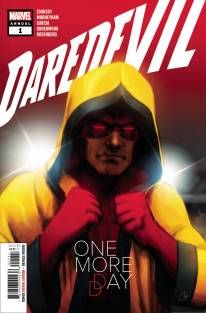 Daredevil Annual 1