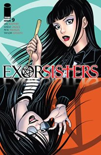 Exorsisters 9