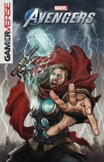 Marvels Avengers Road to A-Day TP