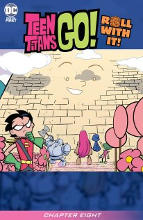 Teen Titans Go Just Roll With It