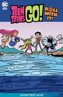 Teen Titans Go Roll With It 9